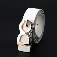 Wholesale Brand lucci belts men2016smooth Buckle belts for men designer lucci belts men high quality leather lucci belt men