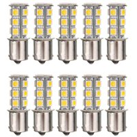 Wholesale Warm White BA15S SMD LED Replacement Bulb Camper Car Turn Tail Signal Bulb