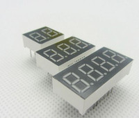 Wholesale 15pcs bit per size Common Anode Positive Digital Tube quot in Red LED Display Segment