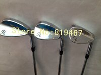 Wholesale Silver SM5 golf loft come with steel shaft golf clubs sm5 Mens right hand