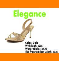aa band - New Fashion women Shoes Elegant Hollow Fish Head Women High heeled Sandals Thin Legs Ladies High Heels Shoes