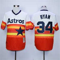 baseball store houston - 2016 Flexbase Mens Nolan Ryan Houston Astros Baseball Jerseys White Grey Cheap Outlets Store