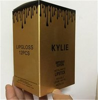 Wholesale 24pcs Newest Kylie Jenner Limited Birthday Edition CONFIRMED exposed dolce k koko k candy k kristen leo color Matte Lipstick