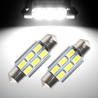 Wholesale 36mm SMD Canbus Error Free LED Bulb Festoon Lights License Plate Aluminum Shell Dome Reading Light