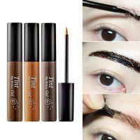Cheap Makeup Brown Eyebrow Gel 3 Colors Cejas Make Up Crayon Sourcils Waterproof Eyebrow Tint My Brows Pen Maquiagem