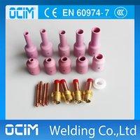 Wholesale 19pcs TIG Welding Kits Fit For TIG WELDING TORCH PTA DB SR WP series