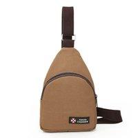 Wholesale 2016 Fashion Simply Style Man Chest Bag Diagonal Package Rucksacks Nylon Messenger Bag for Outdoor Hiking Sport Crossbody Bag