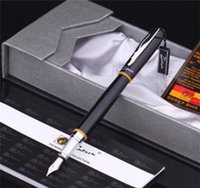 Wholesale Extra fine ink signature pen High grade Unisex office pen Simple and elegant appearance Smooth and durable