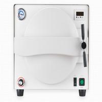 Wholesale 18L medical dental autoclave sterilizer Dental disinfection cabinet High temperature pressure disinfection