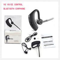 Cheap Universal Bluetooth Headset Voyager Legend Best   V8 bluetooth earphone