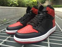 bans shoes - Ships out within days Drop Shipping Retro OG High Banned Bred For Men Basketball Shoes With Original Box