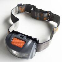 Wholesale CREE R3 LED Lumens Modes Mini Headlamp Outdoor Headlight Waterproof Head Lamp Lantern For Hunting