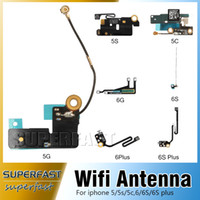 Wholesale Wifi Antenna Signal Cable With Cover Flex Cable Ribbon Replacement Part For iPhone G C S G Gplus S Splus