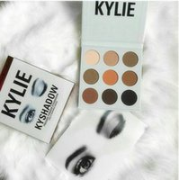 Wholesale Kylie jenner Kit birthday eyeshadow naked palette Cosmetics Kyshadow powder eye shadow brand Makeup eyebrow Bronzer Palette sets color