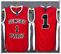 active parks - Stitched Swingman Fredro Starr Shorty Sunset Park Jersey Cheap Throwback with brand logo Retro fashion SW jerseys HOT