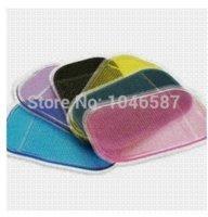 Wholesale CAR Silicone Skin Mat Car Pad Anti skid Mat Non slip Anti Slip Mat For Phone Pad MP3 MP4 seat cushion car