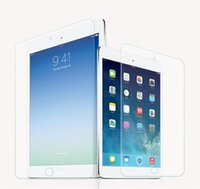 Wholesale Tempered Glass For iPad Mini Ipad PRO inch Screen Protector Shatterproof Anti Scratch HD Clear iPad Mini Air