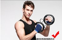 Wholesale 12lb Heavy Spinning Burn Exercise Fitness Equipments Hand Gripper Strengths Goods