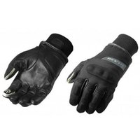 Wholesale Rev it Carver H20 Motorcycle Gloves Revit Black Leather glo