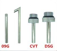 audi cvt - 4pcs Oiler inlet Transmission DSG filling ATF CVT gearbox oil tanker for VW audi