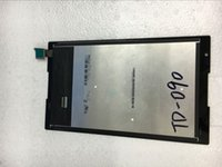Wholesale Digitalsync Full Touch Screen Digitizer LCD Display Part For Lenovo Tab S8 S8 F S8 LC