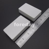 Wholesale SMALL CASE mm Mini White PLASTIC Enclosure Case for Components shell Project chassis cooling Box HQ FD154X100