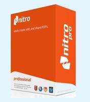 Wholesale 2016 Hottest Nitro PDF Pro Enterprise v10 Register English Version PDF processing tool Global Seconds Send