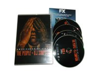 Wholesale Factory American Crime Story DVD Box Set disc DVDS and Hot Seller by DHL Shipping from dora