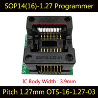Wholesale SOP14 Chip Burn in Socket OTS Test Socket Programing Socket Adapter Electronic