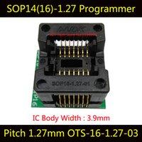 Wholesale SOP14 Chip Burn in Socket OTS Test Socket Programing Socket Adapter Electronic