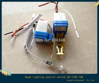 auto rain sensor - Hot Anti Rain Auto On Off Street Photo Control Sensor Lamp Switch Photo Control Sensor Probe For Ac110v a hz