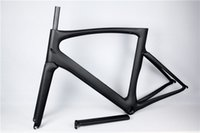 bicycles made in china - All black carbon bike frames Made in China Good quality Bike carbon frameset RIDLEY road bicycle carbon frameset