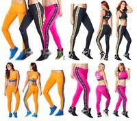 Where to Buy Black Orange Striped Leggings Online? Where Can I Buy ...