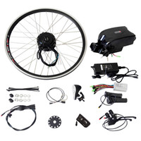 Wholesale 2016 Hot Sale Electric Bike Kit Electric Bike Conversion Kit Front Wheel Electric Bicycle Conversion Kit With Battery CK RG
