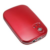 Wholesale Hot Sale USB Charger Portable Mini Electric Hand Warmer Multifunctional Double sided Rechargeable LED Light Heater