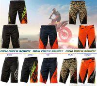 Wholesale Hot New Troy Lee Shorts MTB BMX MX Sprint TLD Moto Shorts DH Bicycle Cycling shorts Motocross Short Motorcycle Pants