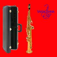 Wholesale Hakuo S alto saxophone soprano straight sachs Japan original YANAGISAWA