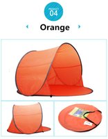 Wholesale UV Protection Tent Hiking Tents Tents Outdoors Camping Shelters for People UV Protection Tent for Beach Travel Lawn Family Party