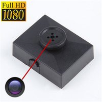 Wholesale HD Mini P Spy Button Camera Micro Pinhole DVR Security Camcorder Hour Real time Monitor