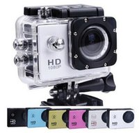 Wholesale Sports camera SJ4000 waterproof sports DV multi function outdoor diving Mini HD P action camera driving recorder