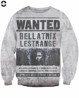 bellatrix lestrange - OPCOLV New Fashion Women Men Brand Crewneck D Hoodies Print Harry Potter Bellatrix Lestrange Sweatshirt Funny Polo Sudaderas