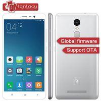 al por mayor xiaomi 3g teléfono-Nota 3 Pro Primer Snapdragon650 Identificación de huellas dactilares 3G RAM Full Metal FDD LTE 4G 16MP 5.5