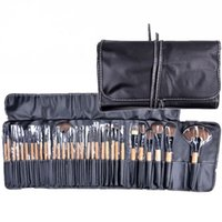 Wholesale BB Print Logo bobbi Makeup Brushes brown Professional Cosmetic Make Up Brush Set The Best Quality