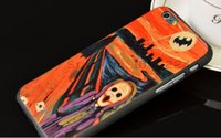 articles case - Batman Joker Funny Smoking Snow White Fashionable Article For iPhone S S Case