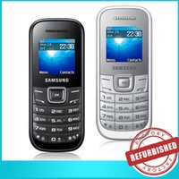 cell phone time - 10x SAMSUNG GT E1205 Network GSM Mini SIM Card inch Screen Classic Long Lasting Standby Time Travel Cell Phone