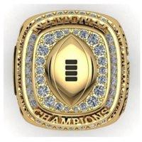 alabama band - Factory Price New Arrival NCAA Alabama Crimson Tide Football National Championship Ring Replica Drop Shipping