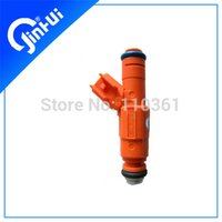 Wholesale 12 months quality guarantee fuel injector nozzle for MAZDA L and other cars OE No