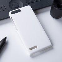 Caja de plástico de lujo para el teléfono Huawei G6 Honor 4a 5x Nexus 6p Y360 Funda mate de la parte posterior de la cubierta de las células Ultra fino de la PC a prueba de choque Fábrica china a granel