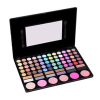 Wholesale Eye Shadow Colors Eyeshadow Palette Earth Color Lady Nude Eyeshadow Palette Eye Shadow Makeup Powder Palette