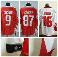 Wholesale Jonathan Toews World Cup Olympic Hockey Jerseys Carey Price Olympic Hockey Jersey Crosby All Teams Hockey Jerseys